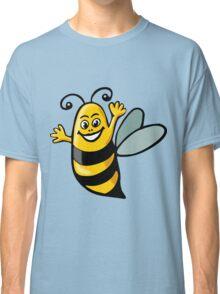 Happy Bee Classic T-Shirt