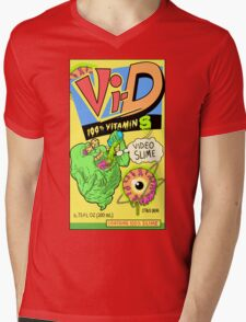 Ecto Slime Juicebox Mens V-Neck T-Shirt