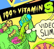 Ecto Slime Juicebox Sticker