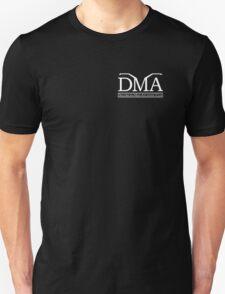 DeLorean Mid-Atlantic Official Logo White Badge T-Shirt