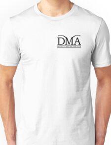 DeLorean Mid-Atlantic Official Logo Black Badge Unisex T-Shirt