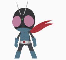 Kamen Rider Ichigo by Jamie Noguchi