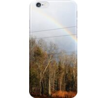 Following the Storm iPhone Case/Skin