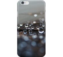 Raindrops on Feathers iPhone Case/Skin