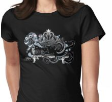 Cecaelia Regale  Womens Fitted T-Shirt