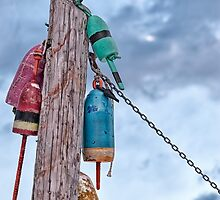 Buoy Hangouts by Richard Bean
