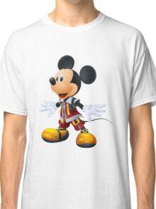 Kingdom Hearts King Mickey Classic T-Shirt