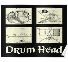 Drum Head Poster