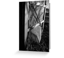 Screen Door Greeting Card