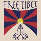 Free Tibet Shirt by loislame