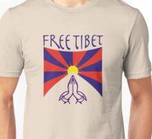 Free Tibet Shirt Unisex T-Shirt
