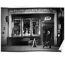 regent sound Poster