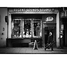 regent sound Photographic Print