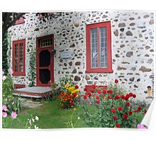 The Stone House Quebec          Poster