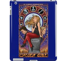 Chosen Girl iPad Case/Skin