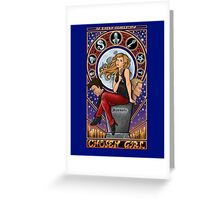Chosen Girl Greeting Card