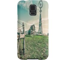 Where The grass is always Green Samsung Galaxy Case/Skin