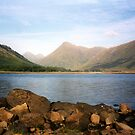 Loch Etive by Linda More