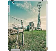 Where The grass is always Green iPad Case/Skin