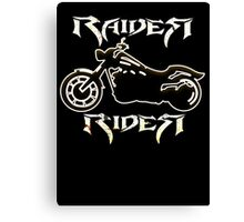 Yamaha Raider Canvas Print