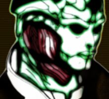 Mass Effect- Thane Krios Sticker