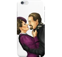 the master and missy iPhone Case/Skin
