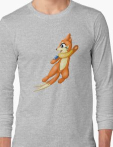 Buizel Swim Long Sleeve T-Shirt