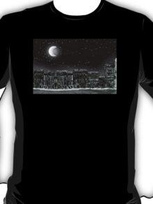 NY city night T-Shirt