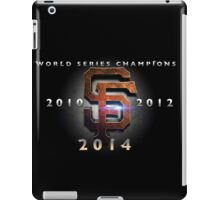 SF WSC iPad Case/Skin