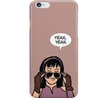 Yeah, Yeah iPhone Case/Skin
