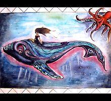 Te Ika Moana by Midnight-Snack