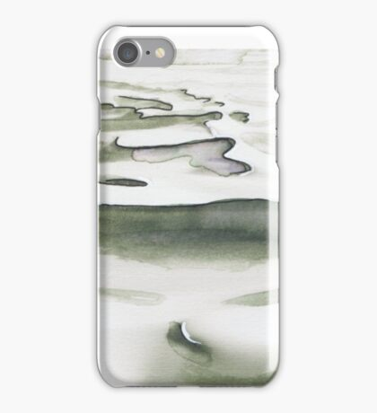 Sandy Desert iPhone Case/Skin