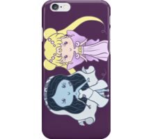 Emily & Serenity - Lil' CutiEs iPhone Case/Skin