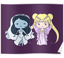 Emily & Serenity - Lil' CutiEs Poster