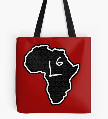 The Haplogroup in You - L6 Tote Bag