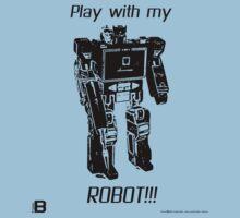 Play With My ROBOT!!! ver 1 by David Avatara