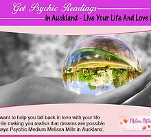 Get Psychic Readings in Auckland - Live Your Life And Love It! by melissamillsco