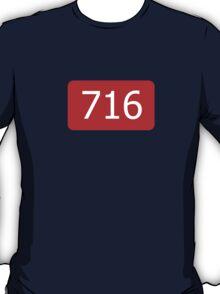 716 (Buffalo!) T-Shirt