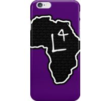 The Haplogroup in You - L4 iPhone Case/Skin