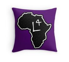 The Haplogroup in You - L4 Throw Pillow