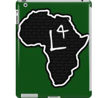 The Haplogroup in You - L4 iPad Case/Skin