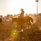 Sunset Rodeo by Natalie Ord