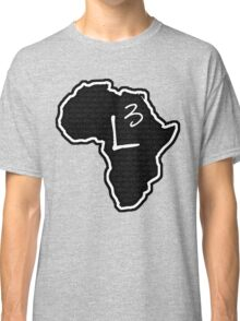 The Haplogroup in You - L3 Classic T-Shirt