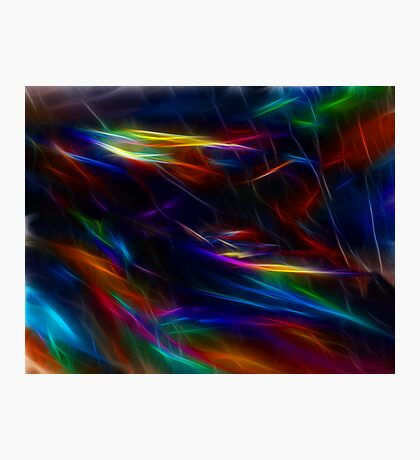 Color Storm Photographic Print