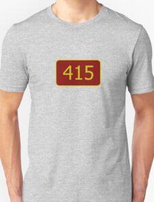 415 (San Francisco) T-Shirt