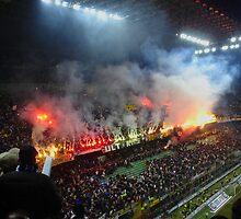 FC Internazionale stadium by Luca Renoldi