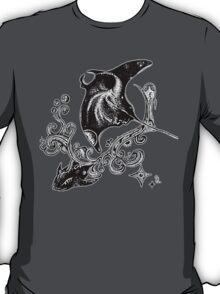 Space ocean T-Shirt