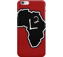 The Haplogroup in You - L2 iPhone Case/Skin