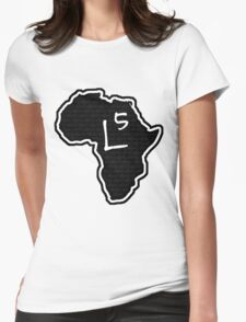 The Haplogroup in You - L5 Womens Fitted T-Shirt