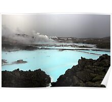 Blue Lagoon Poster